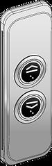 DK1800 Dijitalsiz Çift Çağrı Vectorel.pn