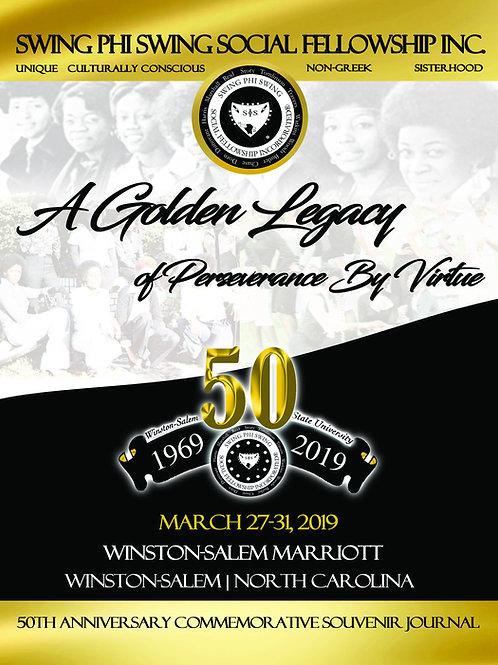 50 Anniversary Souvenir Booklet