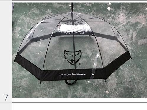 """Swing 23"""" Transparent Umbrella"""