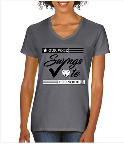 Swings VOTE T-shirt