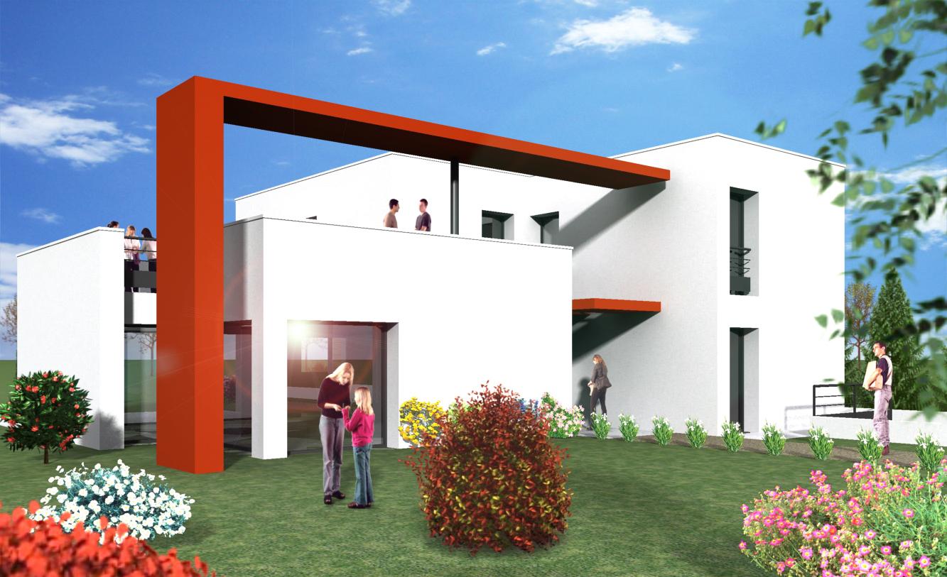 Villa en IDF