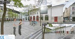 Transformation d'un bâtiment classé