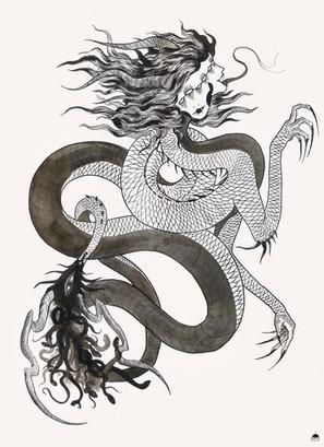 Medusa's Demon