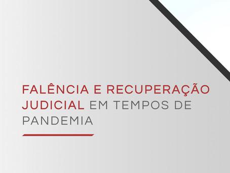 Recuperação judicial em tempos de pandemia