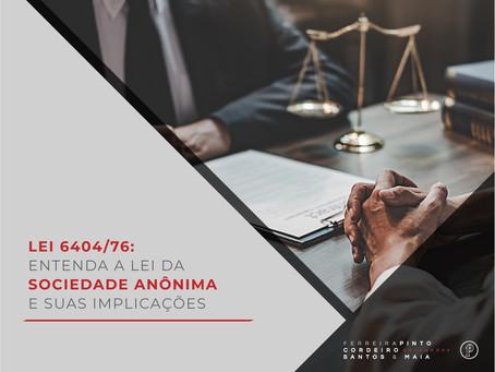 Direito societário: a lei da sociedade anônima e os impactos na retomada da economia