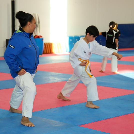 Junior Yellow Class
