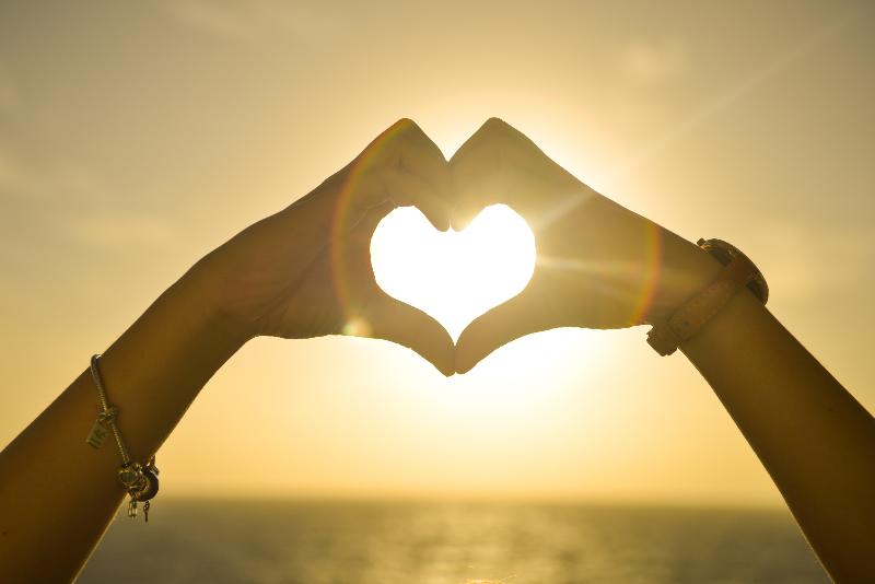 Dankbarkeit und Meditation zur Herzöffnung