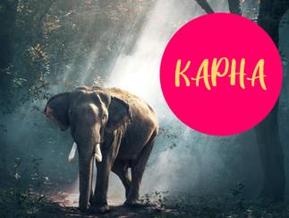 Kapha Typen - für dein Ziel den Stein ins Rollen bringen