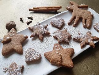 Ayurveda Kitchen - 3 x Weihnachtsplätzchen