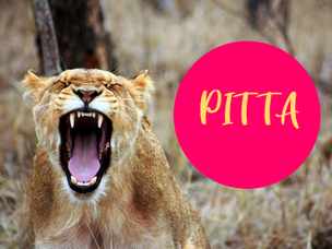 Pitta Typen - das Feuer für deine Ziele nutzen