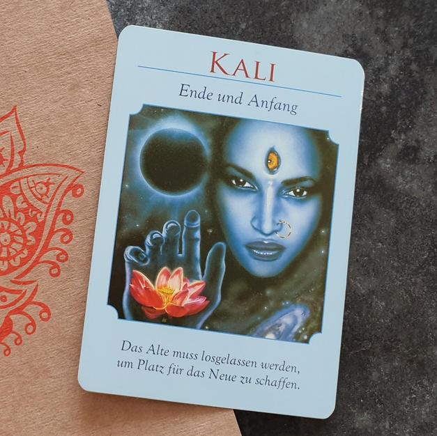 Kali - Abgrenzung + Klarheit