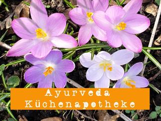 Ayurveda Küchenapotheke fürs Frühjahr