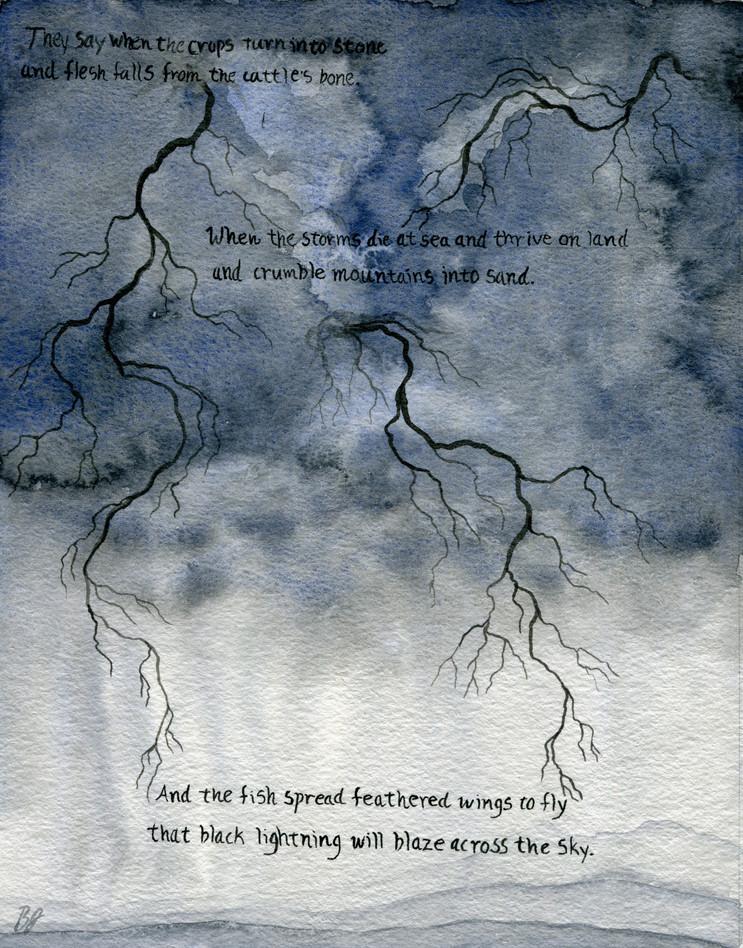 Day 17: Black Lightning