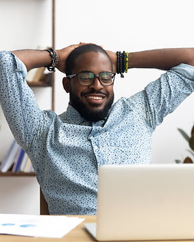 Supervisor in higher education (African American Male) who is more confident because he got coaching and training from Strengths University.