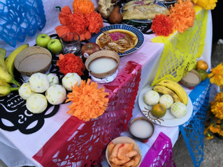 Hanal Pixán Celebration (Day of the Dead)