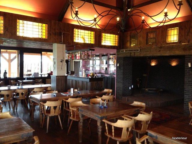 interieur bbq-restaurant