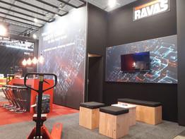 beursstand Ravas Stuttgart 2019