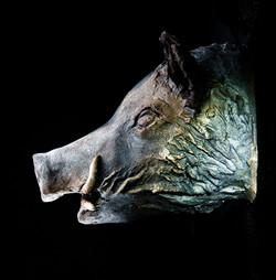 Wild Boar (Sold)