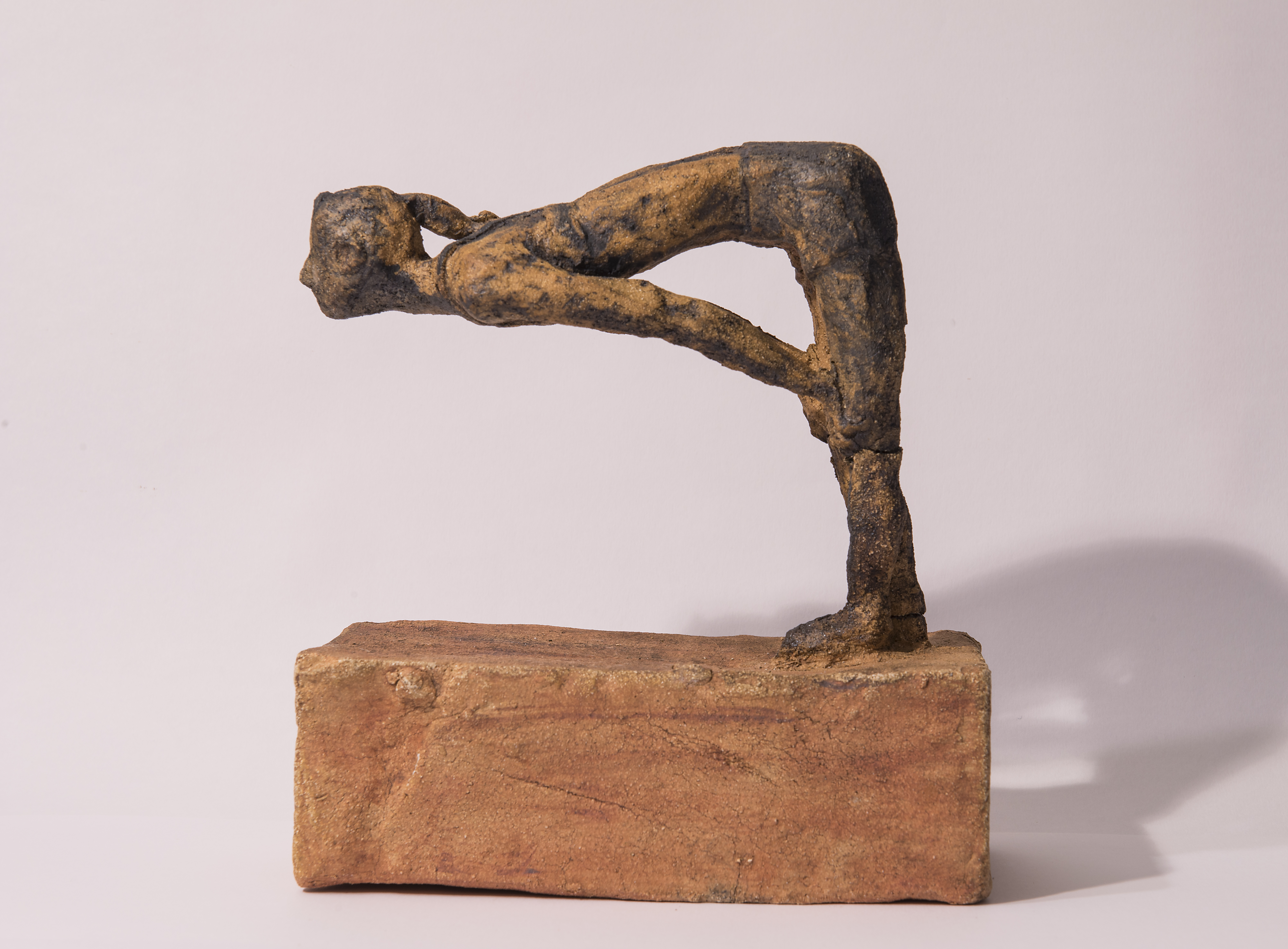 Clodagh stretching