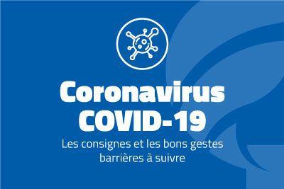 Mesures anti-Covid-19 par CEP - Chauffeur en Provence