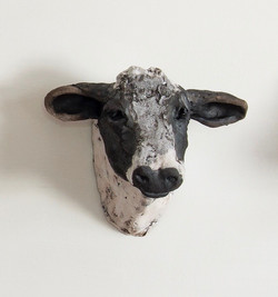Cow's head (Sold)
