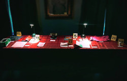 Evidence Room Table