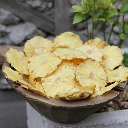 Ananas Kurusu (100gr) özel ambalajında