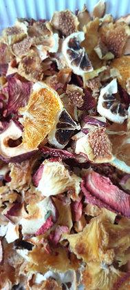 Karışık Meyve Çayımız (100 gram Özel Ambalajında)