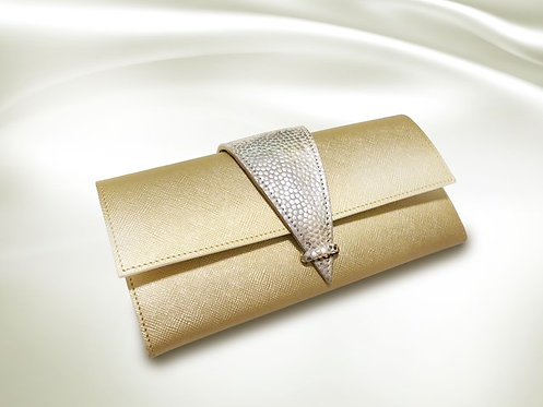 神話財布(ゴールド)