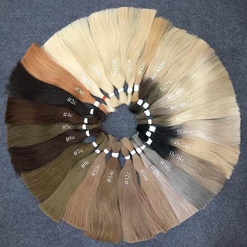 Fashion Luxe Remy Hair (Weft)