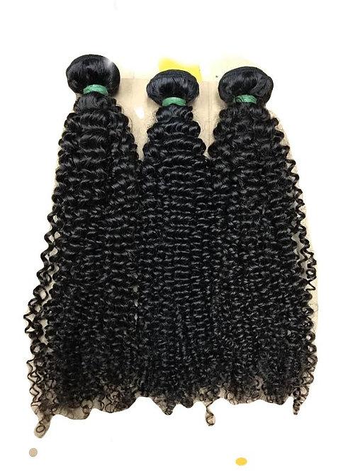 Burmese Kinky Curly