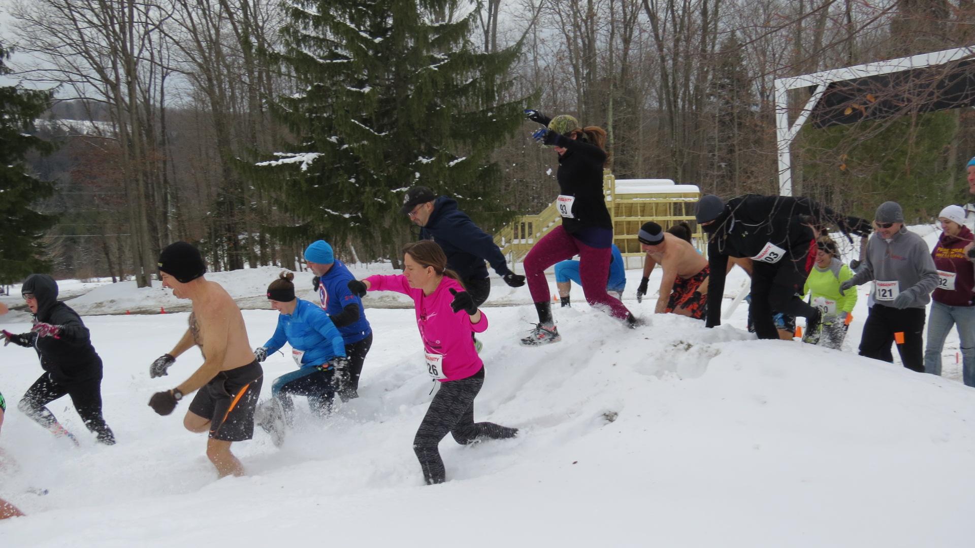 Starting Snowbank