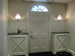 Foyer (Cluny Dr.)