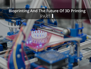 Bioprinting And The Future Of 3D Printing, Part 1