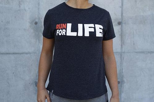 Remera #RunForLife