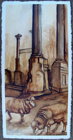 Southern Ruins