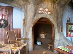 Club House Entry Tree -- Children's Dentist Office