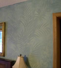 Glazed Palm