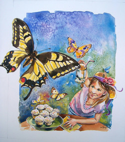 Mia the Butterfly Maker