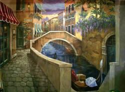 Venice Hall Mural
