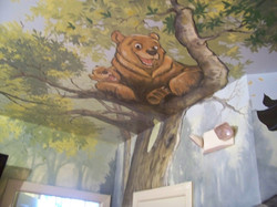 Brother Bear Ceiling