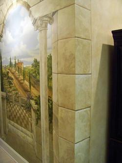 Tuscan Hall