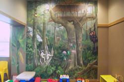 Jackson Clinic Tarzan Tree House