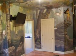 Brother Bear Room Walls
