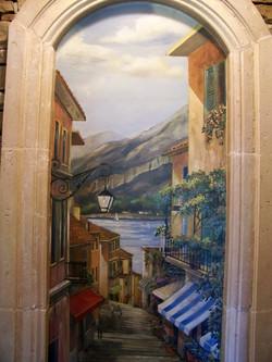 Bellagio Arch