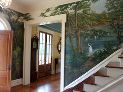 Old South Entry Mural