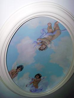 Dome in Girl's Room
