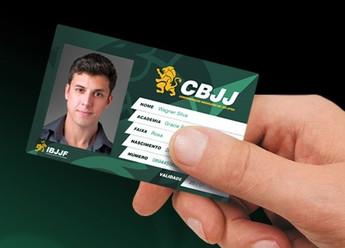 Como criar a carteirinha da CBJJ
