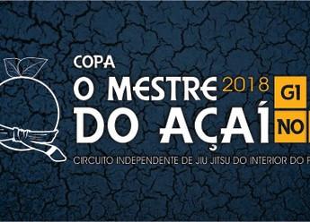 Copa O Mestre do Açaí - 2018 - GI & NOGI