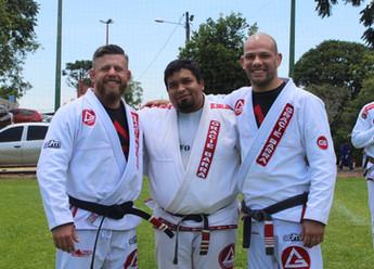 Graduação de Jiu Jitsu - Gracie Barra Beltrão